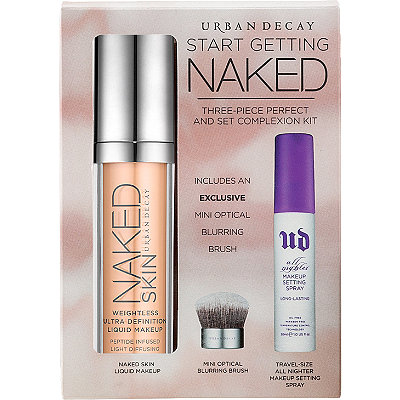 Urban Decay Start Getting Naked Complexion