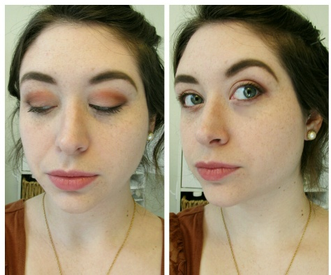 FOTD Stila In The Know