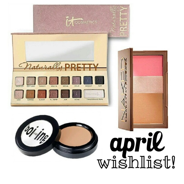 April Wishlist