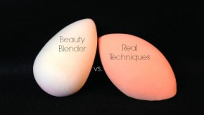 Make-up Sponge Comparison: Beautyblender or Real Techniques?