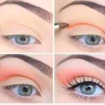 peach eye