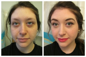 Before and After: Everyday Look