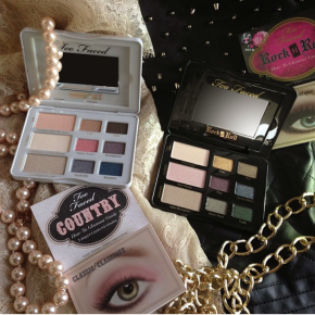 NEW Too Faced Country & Rock N Roll Palettes!