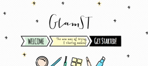 GlamST: Try Before You Buy