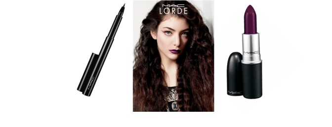 Lorde MAC Collection2